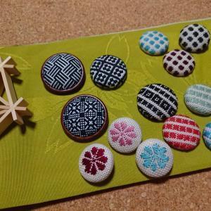 編み物、こぎん刺し、刺繍  ami*ami