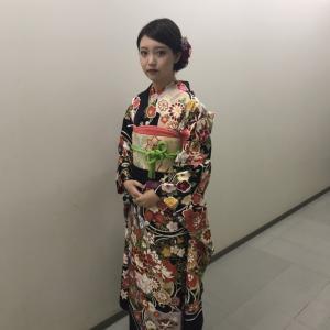 成人式のお嬢様♡のお写真です。