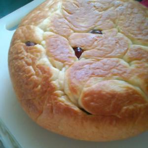 2日連続でパンを焼きました(;^ω^)