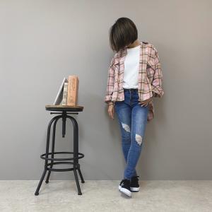 【No.089】秋になると着たくなる!カジュアルの王道チェックシャツ