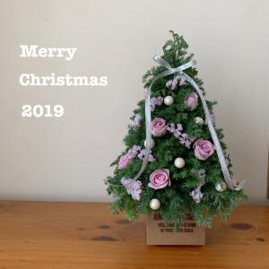 クリスマスツリー アレンジ