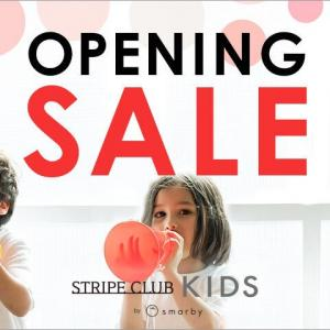 STRIPE CLUB KIDS by smarby OPENING SALE 第2弾ポチ✩