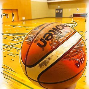 バスケとホコ天と熱中症予防