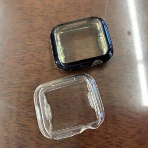 アップルウオッチのケースを買い替えました。