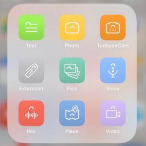 iPhoneのカメラロールの写真をEvernoteにアップするソフトが無くなりました。。いやよう見けれません。