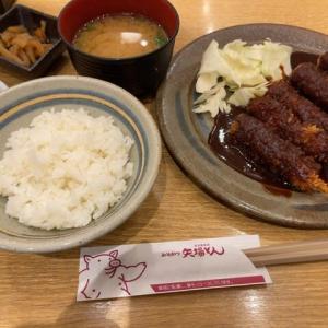 やはり「矢場とん」は「ロース串カツ定食」が一番の美味しいと思った。