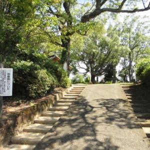 御船の公園、鼎春園( ていしゅんえん )