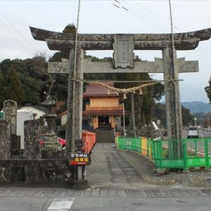 御船町の歴史ある神社「若宮神社」