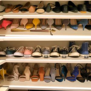 靴の収納術
