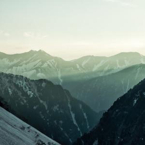 昔、山に牲を渡さないといけなかったらしい 山には恐ろしい何者かがいると言われている