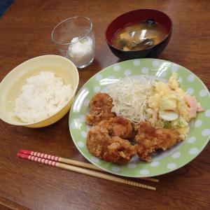 放デイ「昼食作り」