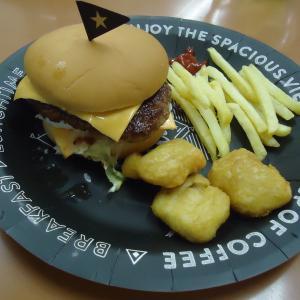 放デイ「ハンバーガー」