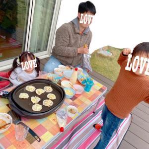 【おうち時間⑅◡̈*】Stay home③餃子ピザランチ&ステンドグラスクッキー作り!