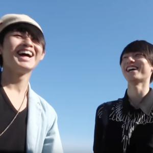 蒼弥18歳、龍斗17歳の10日間に発表された蒼龍ラジオドラマ主演