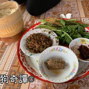 イサーンの朝食 -タイ怪像録 Vol.36-
