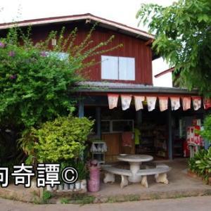 村の商店でランチ -タイ怪像録 Vol.41-