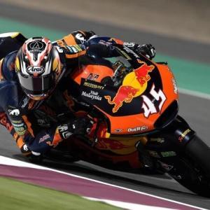 moto GP 2020年シーズン