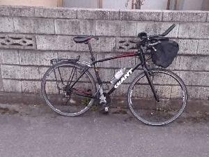 上田へ 126km
