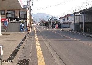 直江津へ 96km