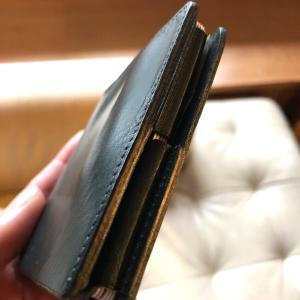 息子氏が、すんごい面白いお財布買ってきた!小さな薄い財布HITOEFOLD