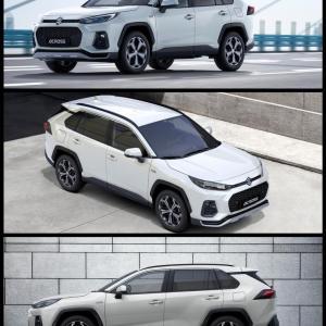 「RAV4 PHV」ベース車のスズキ「アクロスPHV」がトヨタ国内受注中止の理由か?