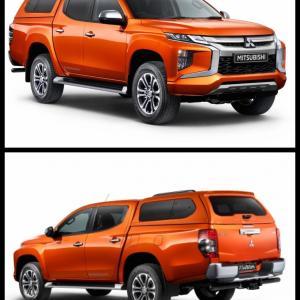 英国三菱、新型『L200』(Mitsubishi L200)に「バーバリアン+」を発売