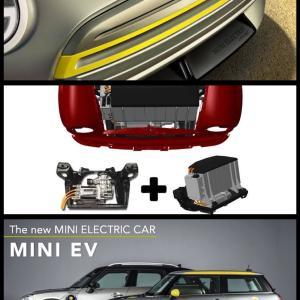 BMWが、系列「MINI」の100%電動ブランド化を発表