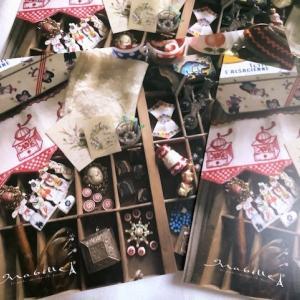 京都でのブロカント品販売<takacante>が始まりました~!!!