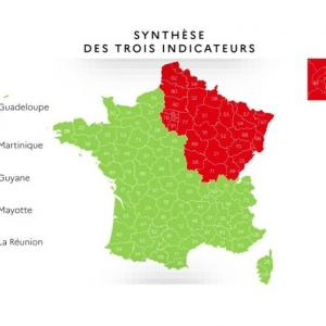 フランス、今日から外出制限が緩和されます!