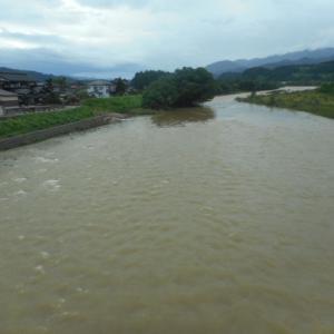 7月31日赤川情報