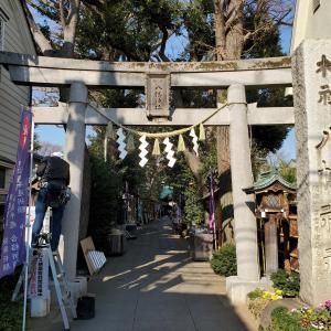 戸越八幡神社【前編】