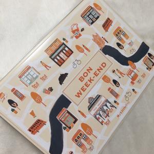 今月は缶BOX!!My little BOX 10月号♡