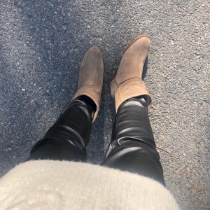 coordinate【憧れのブーツで2コーデ】