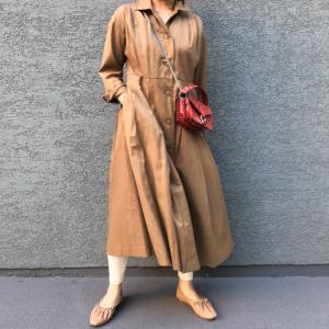 【coordinate】古着屋で見つけたワンピースコーデ