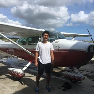パイロット志望