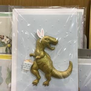 恐竜さん♪