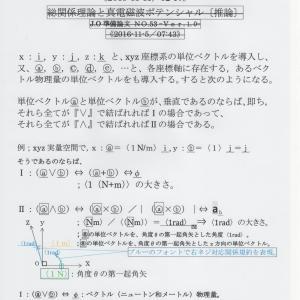 総関係理論と角度(位相)の本質理解Ⅰ JO準備論文 NO.135 P.1 –VER.3.0‐