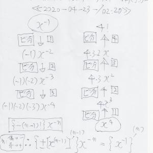 総関係理論と微分係数関係式 JO準備論文NO.143;P.1-VER1.0-
