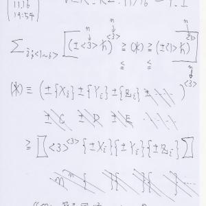 総関係理論と真量子力学原理 =VER.R2.11/16=(自然数n次元にまで拡張)