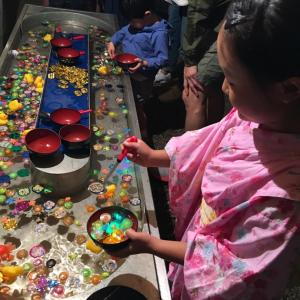 用賀神社のお祭り