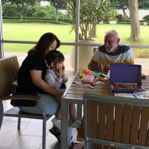 ハワイの親子留学を達成させたMちゃん親子の体験談