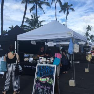 ハワイのカカアコファーマーズマーケット