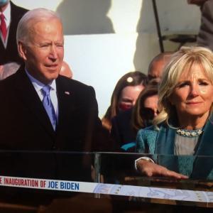バイデン新大統領就任!新しいアメリカの幕開け。
