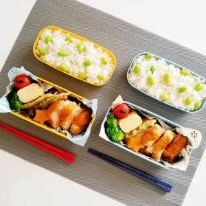 男子弁当☆鶏の照り焼き弁当★