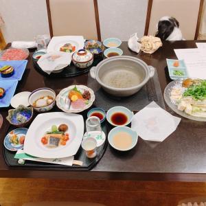 草津温泉音雅(おんが)②夕食