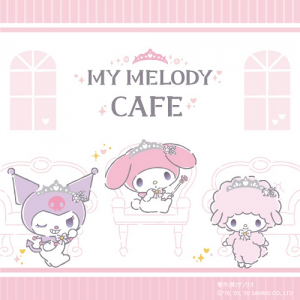 TERRACE CAFE gourmandise×マイメロディカフェ