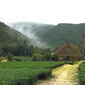 『鄙茅』里山の風景