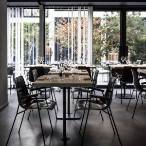パリの人気レストランとligne rosetのコラボ