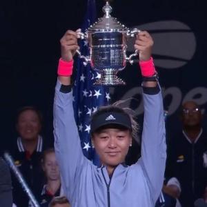 全米オープンテニス優勝した大坂なおみ選手の飾らない人柄に好感!