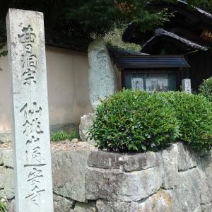 通安寺と泰清院(庭のきれいなお寺part2)